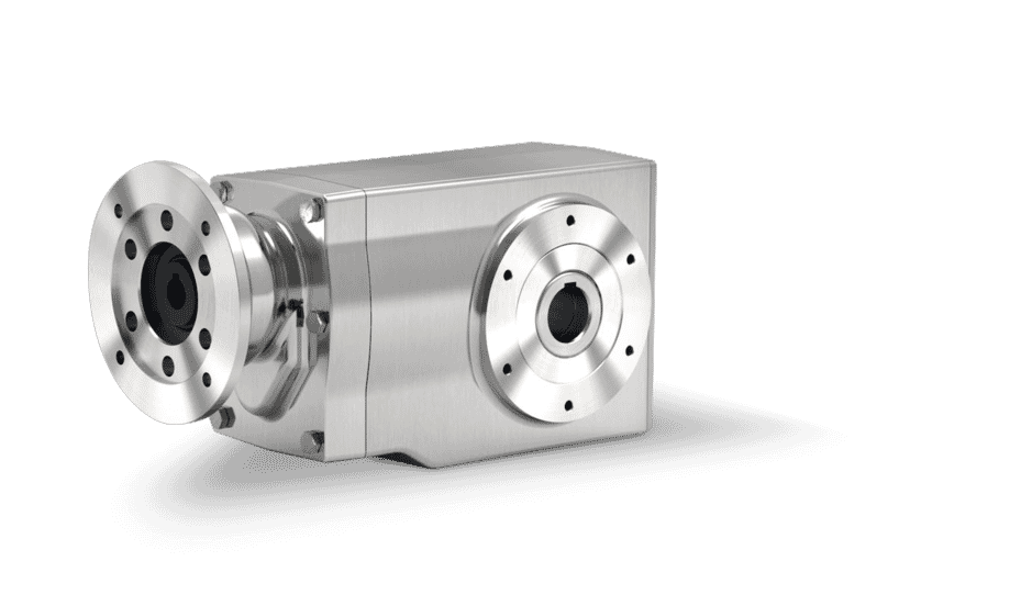 I Series Premium Stainless Steel Bevel Helical Gearboxes