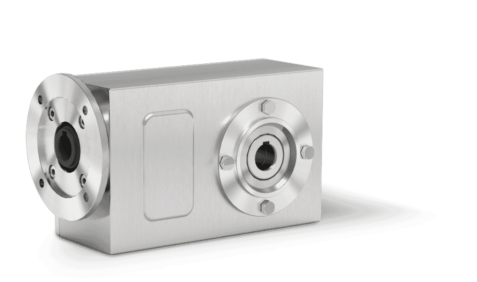 L Series Shielded Stainless Steel Bevel Helical Gearboxes