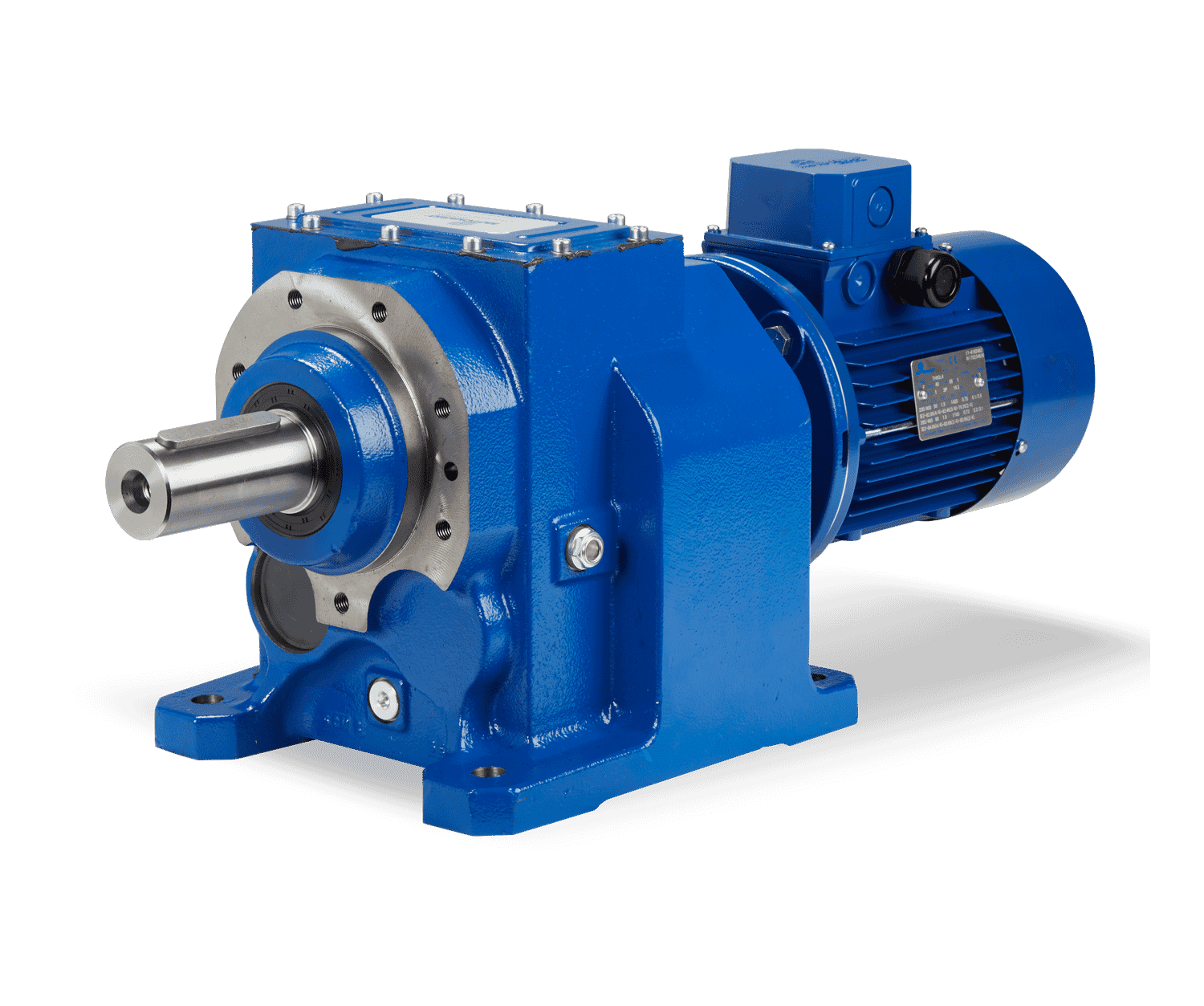 Inline Helical gearboxes