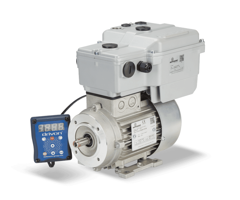 Drivon Inverter Motors