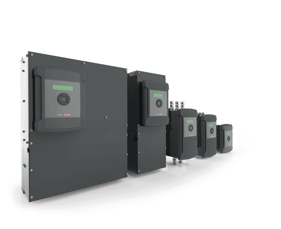 PL/X Series High Performance DC Drives
