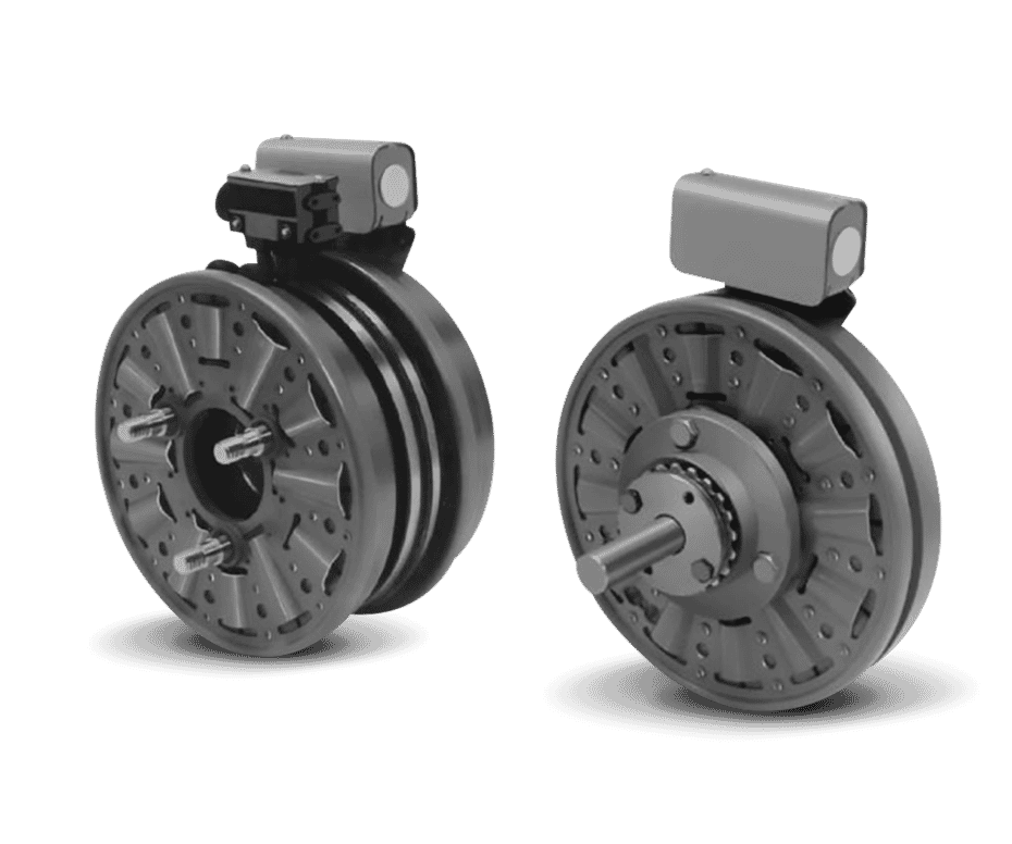 Basic Clutches and Brakes